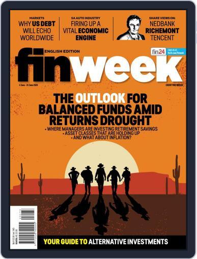 Finweek - English June 4th, 2020 Digital Back Issue Cover