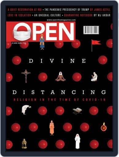 Open India May 29th, 2020 Digital Back Issue Cover
