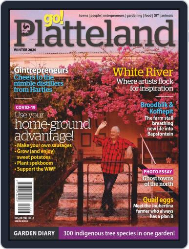 go! Platteland October 1st, 2020 Digital Back Issue Cover