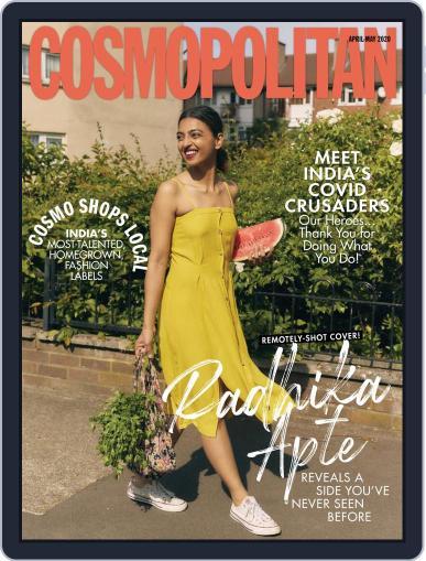 Cosmopolitan India (Digital) April 1st, 2020 Issue Cover