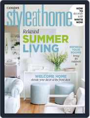 Style At Home Canada (Digital) Subscription June 1st, 2020 Issue