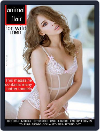 Animal flair for wild men Magazine (Digital) October 1st, 2020 Issue Cover