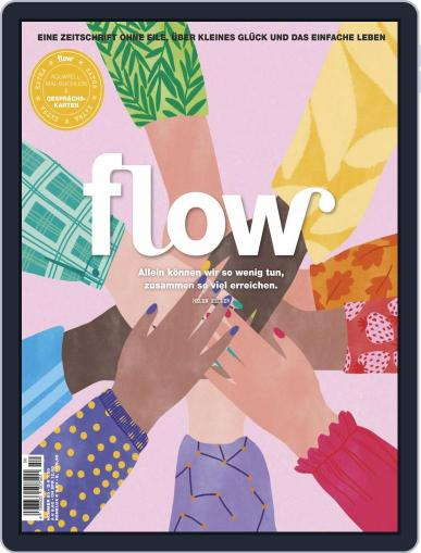Flow (Digital) June 1st, 2020 Issue Cover