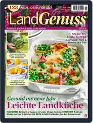 LandGenuss Magazine (Digital) Subscription January 1st, 2021 Issue