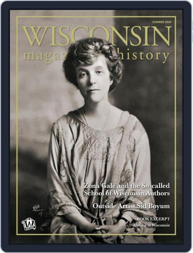 Wisconsin Magazine Of History (Digital) June 5th, 2020 Issue Cover