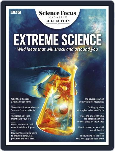 Extreme Science from BBC Science Focus May 27th, 2020 Digital Back Issue Cover