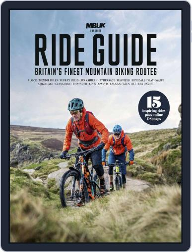 Mountain Biking UK presents Ride Guide May 27th, 2020 Digital Back Issue Cover