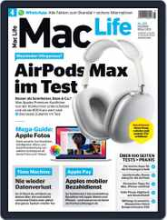 MacLife Germany Magazine (Digital) Subscription March 1st, 2021 Issue