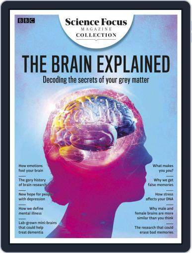 The Brain Explained from BBC Science Focus May 27th, 2020 Digital Back Issue Cover