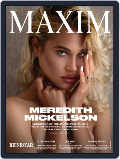 Maxim México (Digital) June 1st, 2020 Issue Cover