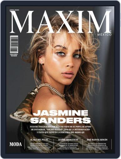 Maxim México (Digital) April 1st, 2020 Issue Cover
