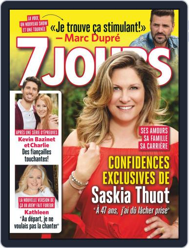 7 Jours (Digital) June 14th, 2020 Issue Cover