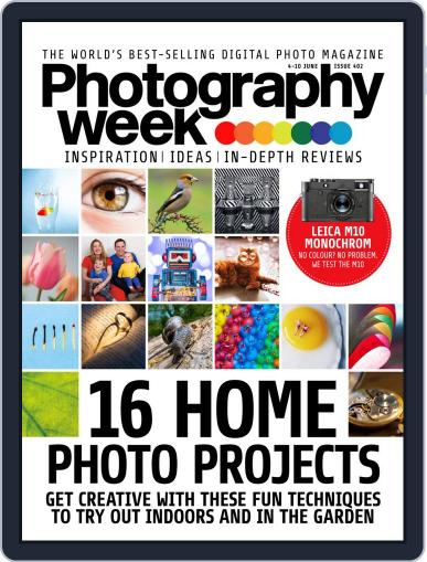 Photography Week (Digital) June 4th, 2020 Issue Cover