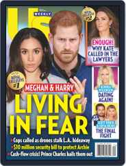 Us Weekly (Digital) Subscription June 15th, 2020 Issue