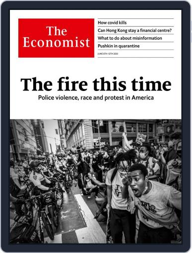 The Economist Latin America June 6th, 2020 Digital Back Issue Cover