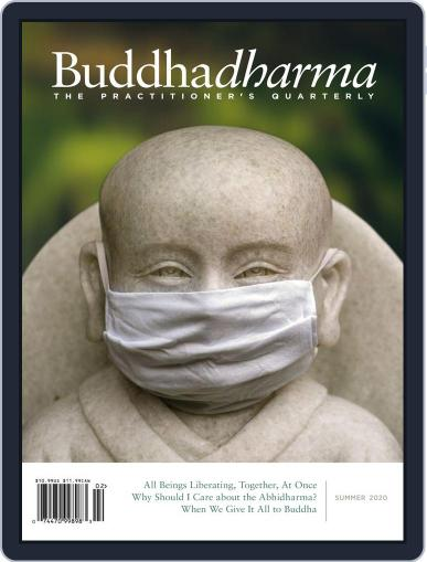 Buddhadharma: The Practitioner's Quarterly (Digital) May 19th, 2020 Issue Cover