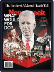 Newsweek (Digital) Subscription June 12th, 2020 Issue