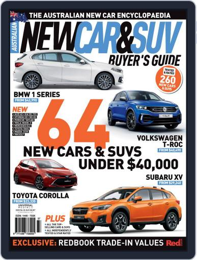 Australian New Car Buyer (Digital) May 27th, 2020 Issue Cover