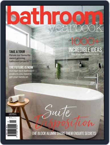 Bathroom Yearbook May 9th, 2018 Digital Back Issue Cover