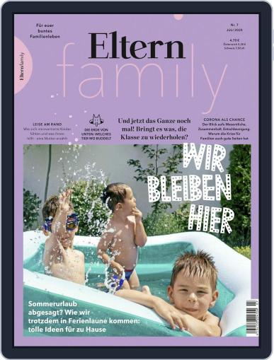 Eltern Family July 1st, 2020 Digital Back Issue Cover