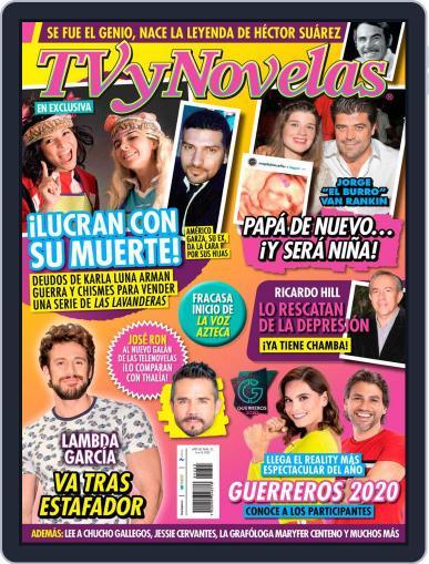 Tvynovelas (Digital) June 8th, 2020 Issue Cover