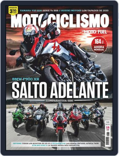 Motociclismo Spain (Digital) May 1st, 2020 Issue Cover