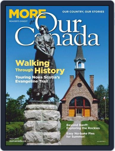 More of Our Canada (Digital) July 1st, 2020 Issue Cover