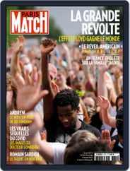 Paris Match (Digital) Subscription June 11th, 2020 Issue