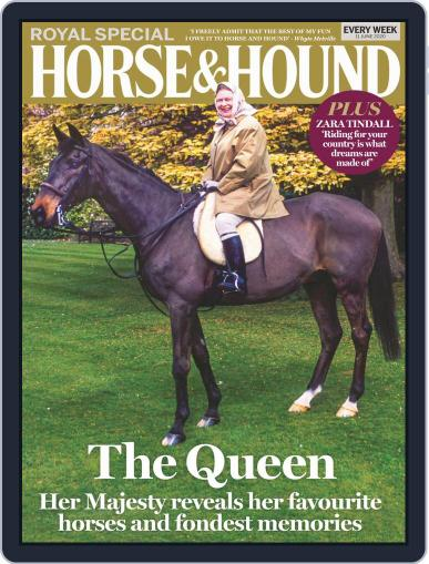 Horse & Hound (Digital) June 11th, 2020 Issue Cover