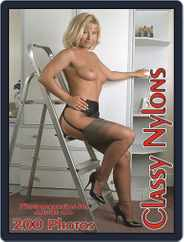 Classy Nylons Adult Photo (Digital) Subscription June 12th, 2020 Issue