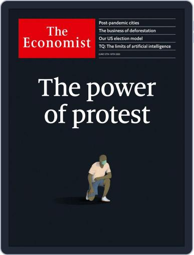 The Economist Continental Europe Edition June 13th, 2020 Digital Back Issue Cover