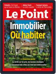 Le Point (Digital) Subscription June 11th, 2020 Issue