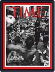 Time Magazine International Edition (Digital) Subscription June 22nd, 2020 Issue