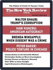 The New York Review of Books (Digital) Subscription July 2nd, 2020 Issue