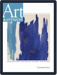 Art & Antiques Magazine (Digital) Subscription April 1st, 2021 Issue