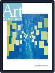 Art & Antiques Magazine (Digital) Subscription June 1st, 2021 Issue