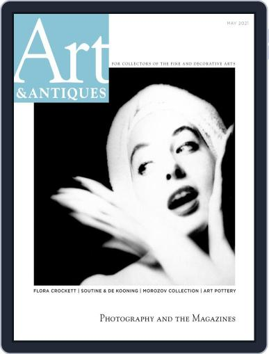 Art & Antiques Magazine (Digital) May 1st, 2021 Issue Cover