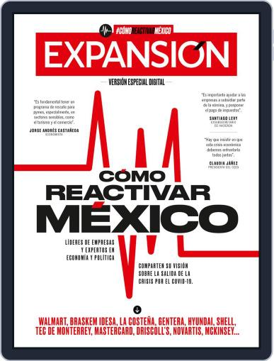 Expansión (Digital) May 1st, 2020 Issue Cover