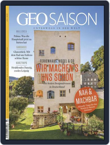 GEO Saison (Digital) July 1st, 2020 Issue Cover