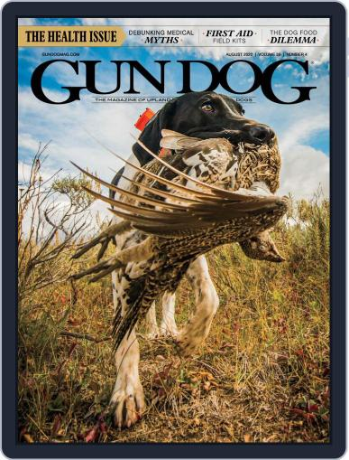 Gun Dog (Digital) August 1st, 2020 Issue Cover