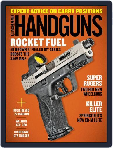 Handguns (Digital) August 1st, 2020 Issue Cover
