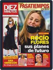 Diez Minutos (Digital) Subscription June 24th, 2020 Issue