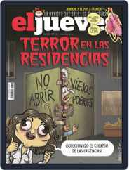El Jueves (Digital) Subscription June 16th, 2020 Issue