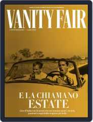 Vanity Fair Italia (Digital) Subscription July 1st, 2020 Issue