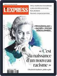 L'express (Digital) Subscription June 18th, 2020 Issue