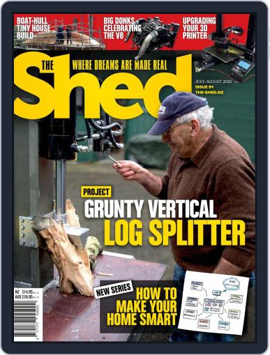 The Shed (Digital) July 1st, 2020 Issue Cover