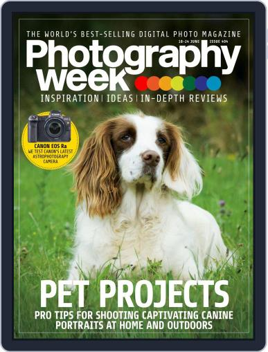 Photography Week (Digital) June 18th, 2020 Issue Cover