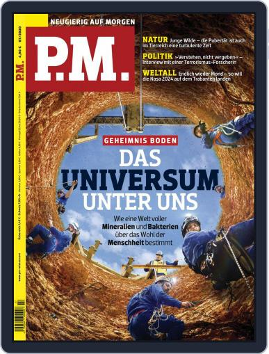 PM Magazin July 1st, 2020 Digital Back Issue Cover