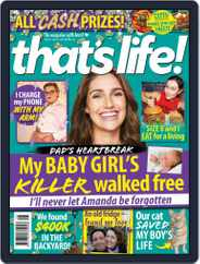 that's life! (Digital) Subscription June 25th, 2020 Issue