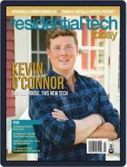 Residential Tech Today (Digital) Subscription March 1st, 2020 Issue